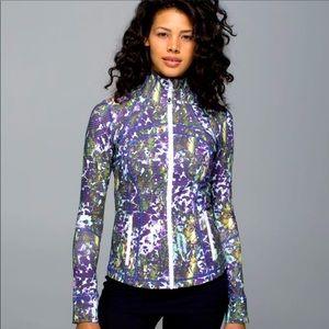 Lululemon Define Jacket Floral Sport Multi